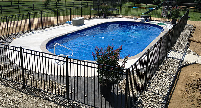 Inground Pools in Pikesville