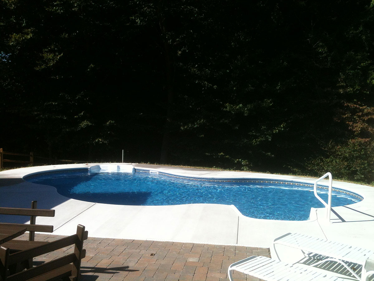 Inground Pools in Havre de Grace