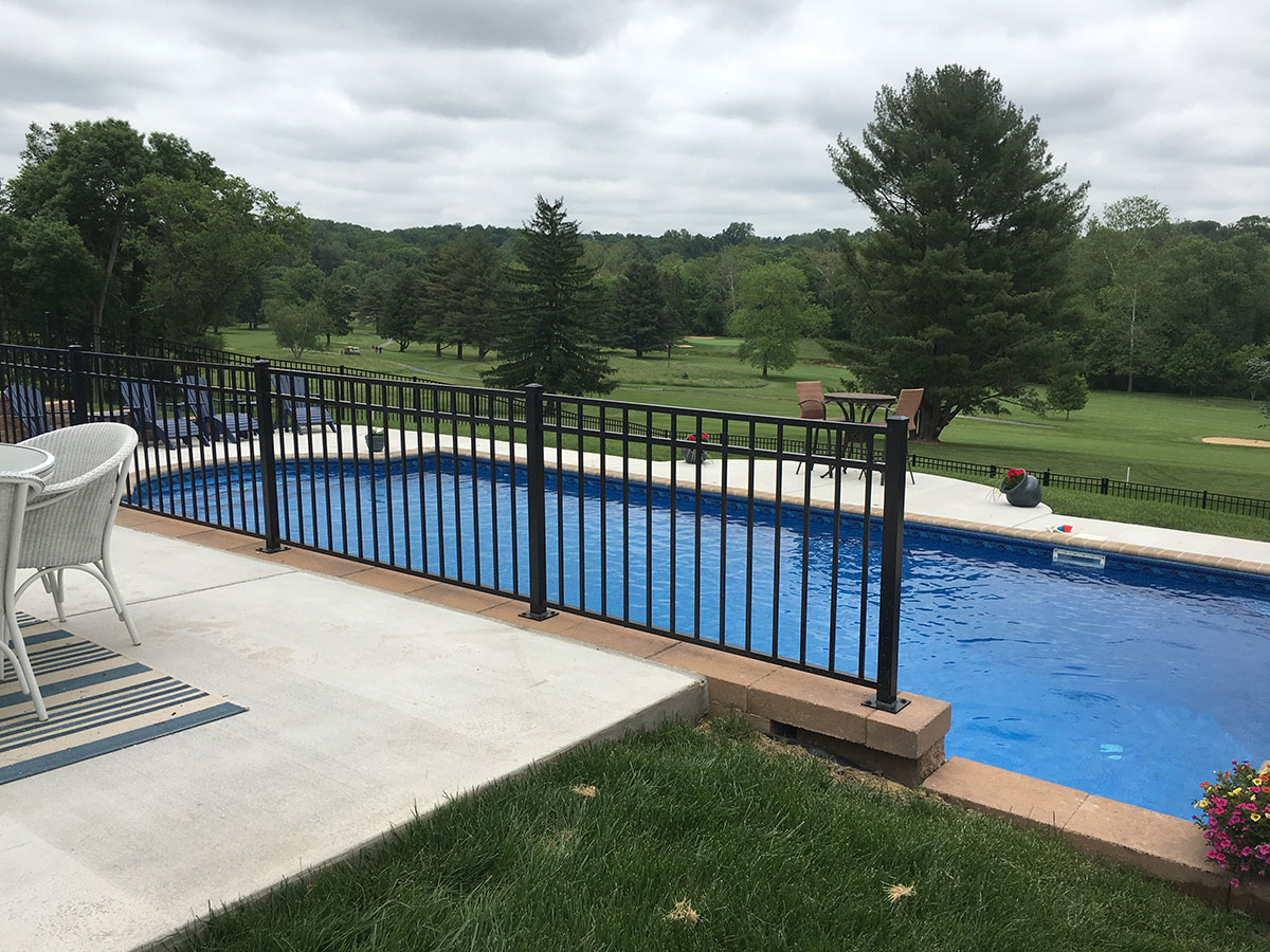 Inground Pools in Sparrows Point