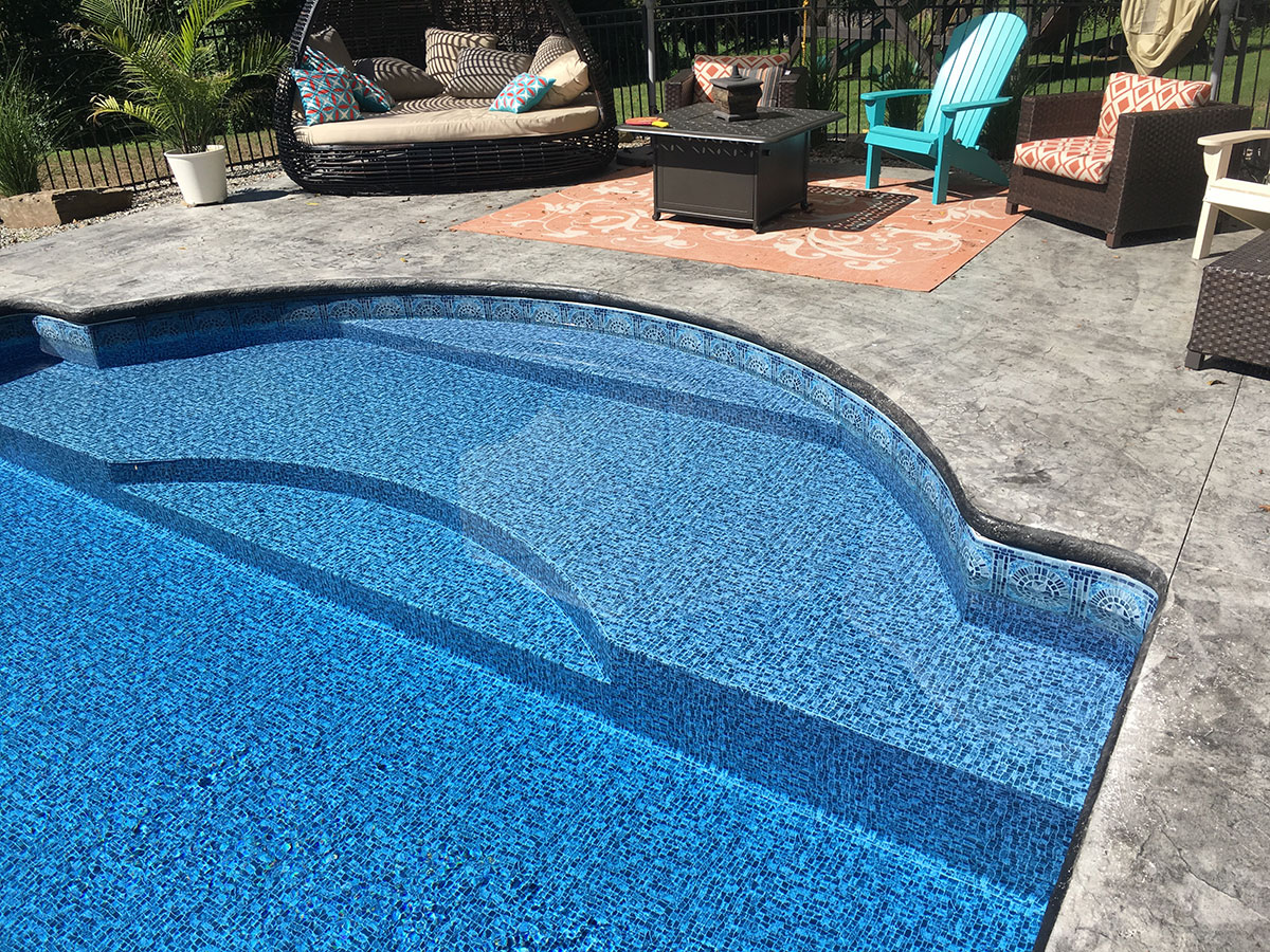 Inground Pools in Bel Air