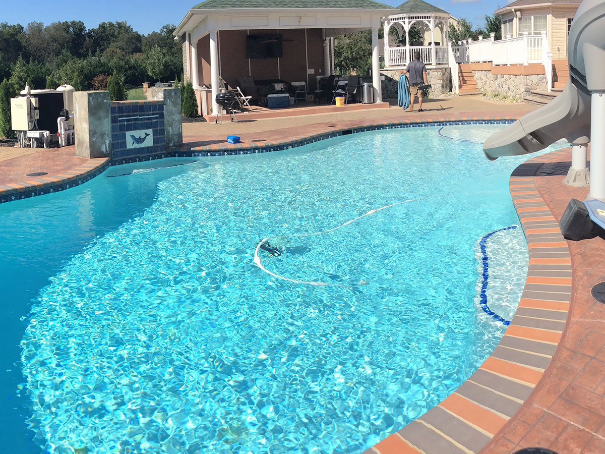 Pool Service Plans in Abingdon