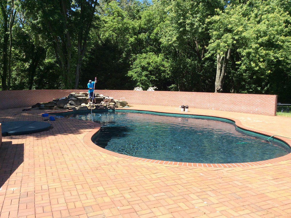 Pool Service Plans in Havre de Grace