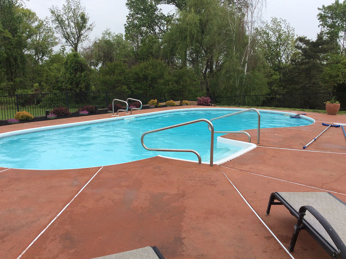 Pool Service Plans in Cardif