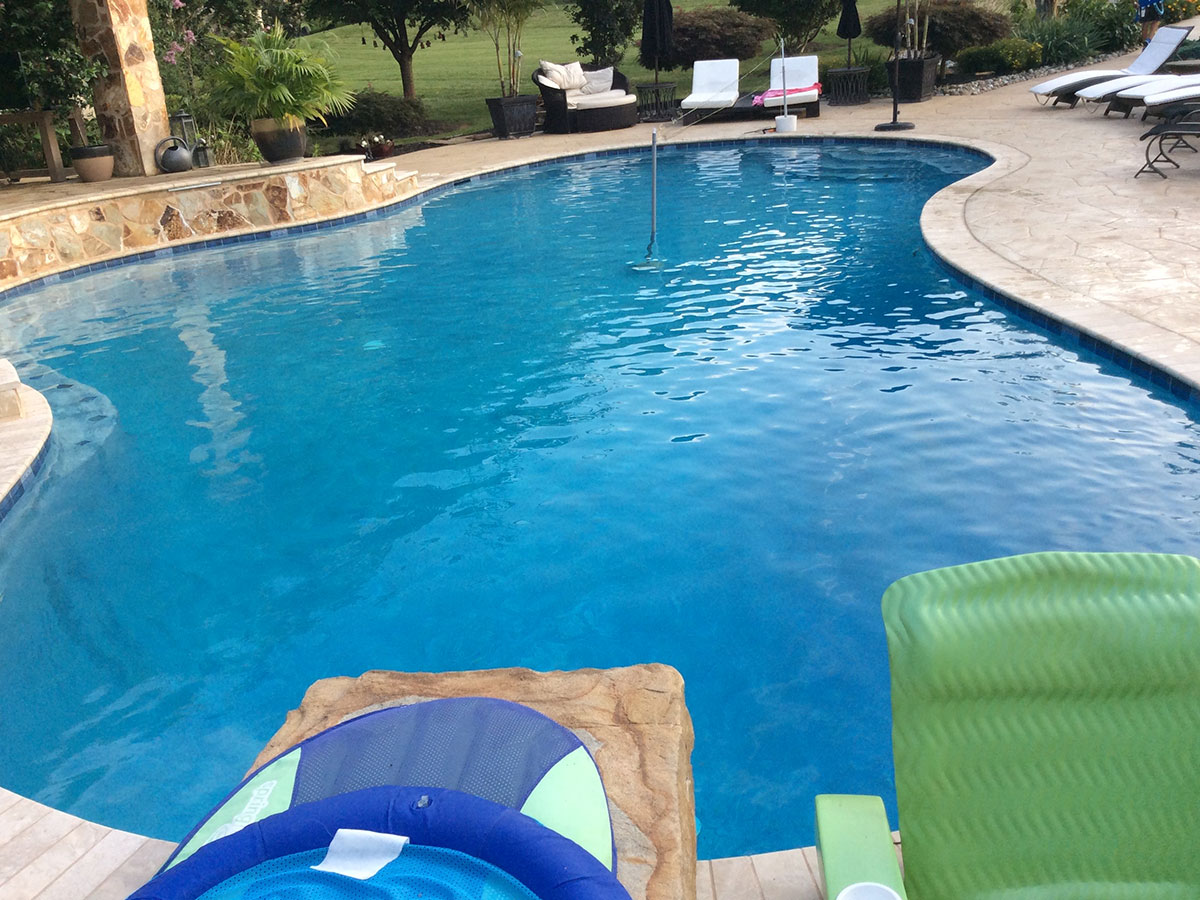 Pool Service Plans in Pylesville