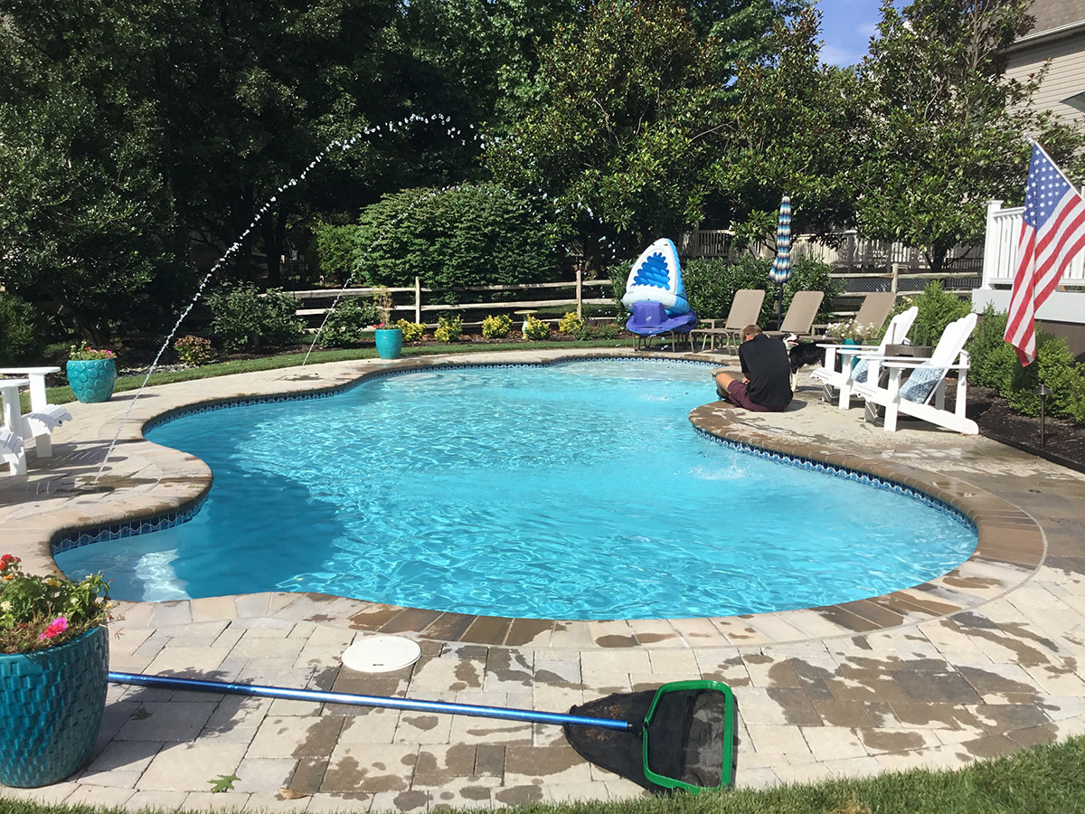 Pool Service Plans in North Harford