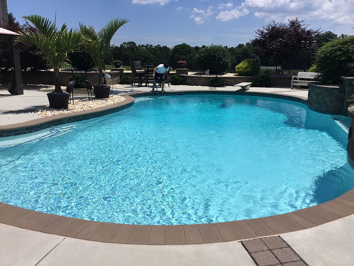 Pool Service Plans in Timonium