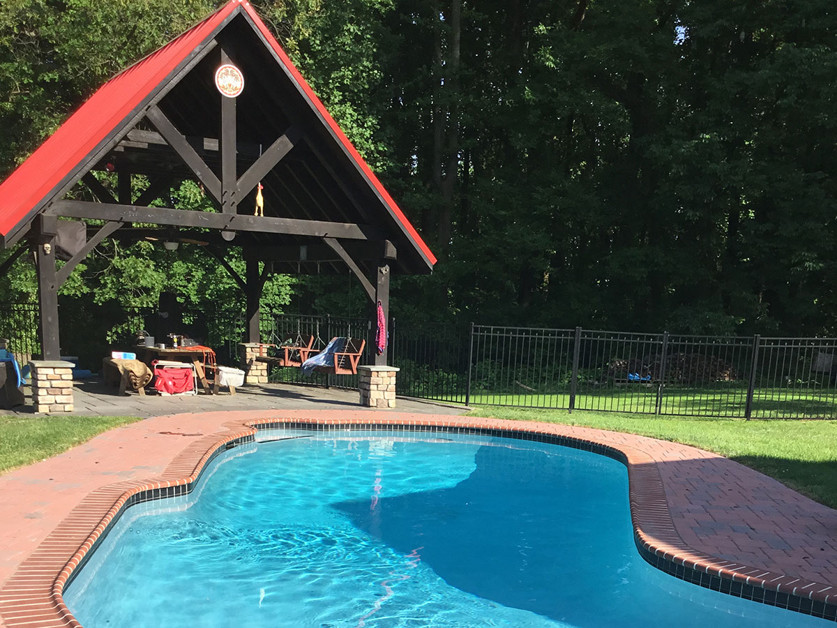 Pool Service Plans in Stevenson
