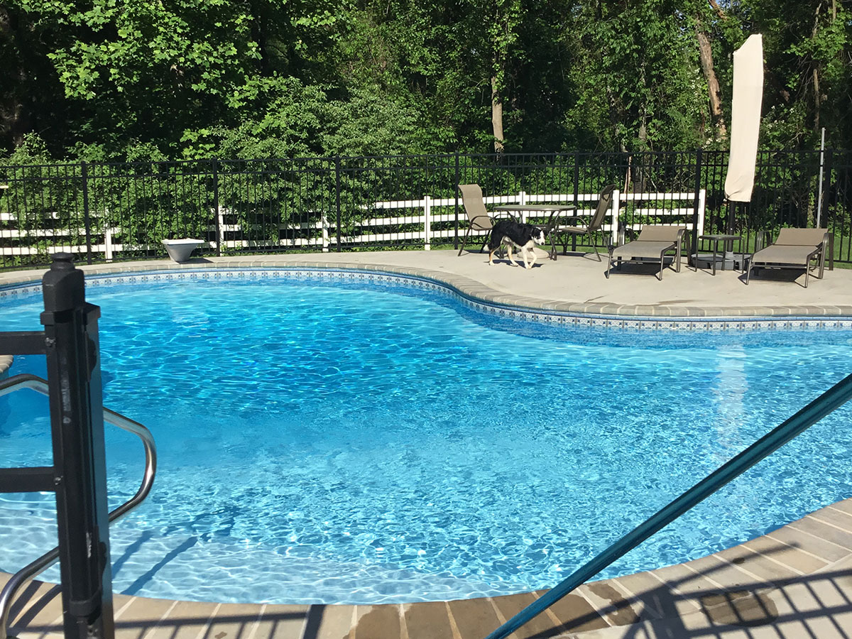 Pool Service Plans in Green Spring Valley