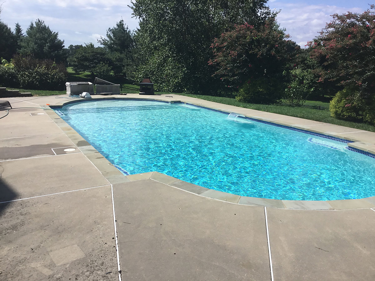 Pool Service Plans in Cub Hill