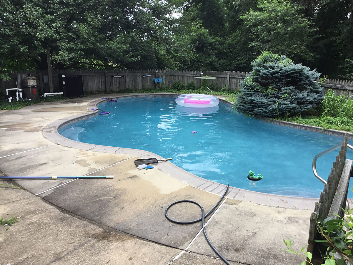 Pool Service Plans in Port Deposit