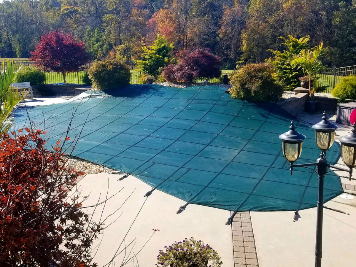 Inground Pool Safety Covers in Joppa