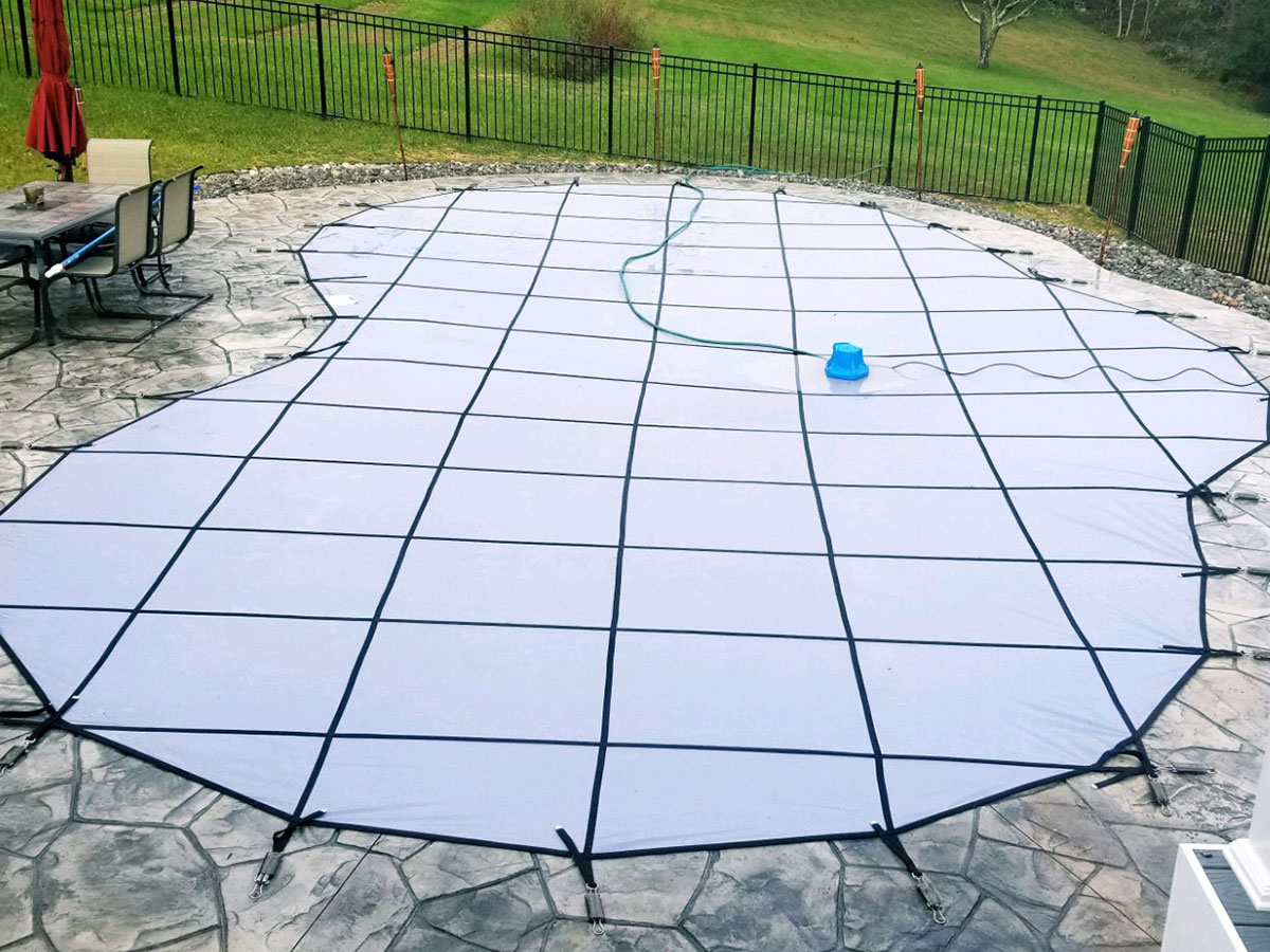 Inground Pool Safety Covers in Edgewood