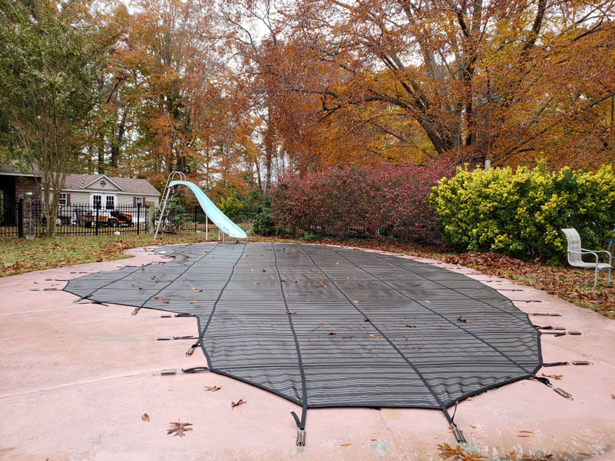 Inground Pool Safety Covers in Darlington