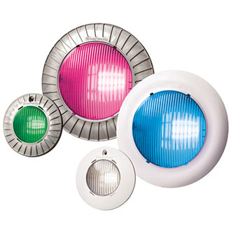 Universal ColorLogic LED Pool & Spa Lights